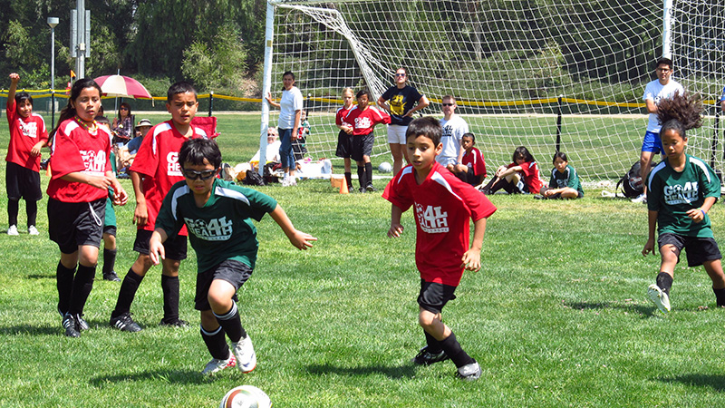Goal 4 Health (G4H) Soccer League